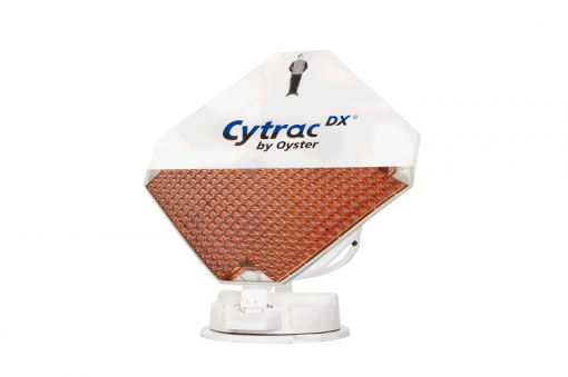 oyster cytrac dx construction